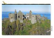 Castle On A Cliff, Dunluce Castle Carry-all Pouch