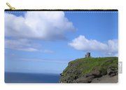 Castle On The Cliffs Of Moher Carry-all Pouch
