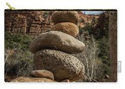 Castle Rock Cairn Carry-all Pouch by Darcy Michaelchuk