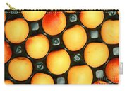 Castlebrite Apricot Carry-all Pouch by Photo Researchers
