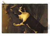 Cat And Dead Game  Carry-all Pouch