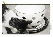 Cat And Mouse Coffee Carry-all Pouch
