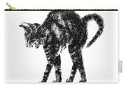 Cat-artwork-prints-2 Carry-all Pouch