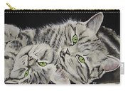 Cat Friends Carry-all Pouch