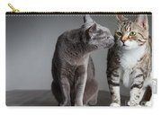 Cat Kiss Carry-all Pouch