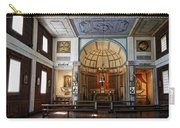 Cataldo Mission Altar And Interior Carry-all Pouch
