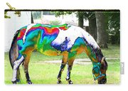Catch A Painted Pony Carry-all Pouch