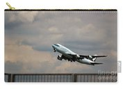 Cathay Pacific B-747-400 Carry-all Pouch