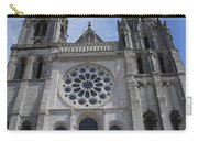 Cathedral At Chartres Carry-all Pouch