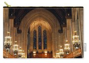 Cathedral In Chicago Carry-all Pouch