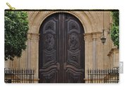Cathedral Of Malaga Carry-all Pouch
