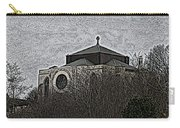 Cathedral On The Hill Carry-all Pouch
