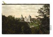 Catholic Church In Kiev - Ukraine - Ca 1900 Carry-all Pouch