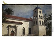 Catholic Church Old Town San Diego Carry-all Pouch