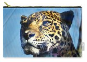 Cats Eyes - Leopard Carry-all Pouch