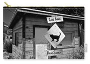 Cats Xing Carry-all Pouch