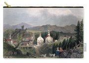 Catskill Village, 1839 Carry-all Pouch