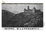 Catskills Hotel, 1884 Carry-all Pouch
