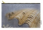 Catspaw Seashell Carry-all Pouch