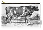Cattle, 1867 Carry-all Pouch