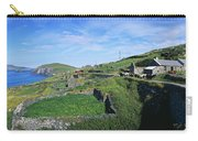 Cattle On The Road, Slea Head, Dingle Carry-all Pouch