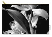 Cattleya - Bw Carry-all Pouch