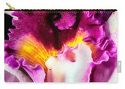 Cattleya II Carry-all Pouch by Christopher Holmes