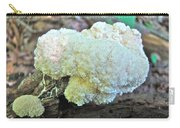Cauliflower Mushroom On Log Carry-all Pouch