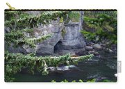 Cave Of The Bay Carry-all Pouch