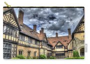 Cecilienhof Palace At Neuer Garten Berlin Carry-all Pouch