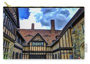 Cecilienhof Palace At Neuer Garten Carry-all Pouch
