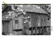 Cedar Creek Grist Mill Bw Carry-all Pouch