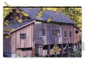 Cedar Creek Grist Mill In Autumn Carry-all Pouch