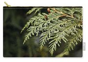 Cedar Due Droplets Carry-all Pouch
