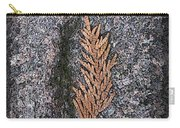 Cedar On Granite Carry-all Pouch