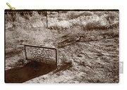 Cedar Pete Gravesite In Grafton Utah Carry-all Pouch