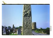 Celtic High Cross At Drumcliff Carry-all Pouch