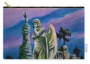 Cemetary Guardian Carry-all Pouch