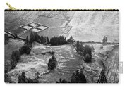 Cemetery And Pastures Carry-all Pouch