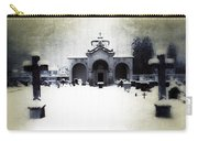 Cemetery Carry-all Pouch by Joana Kruse