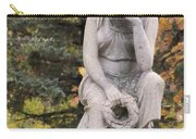 Cemetery Statue 1 Carry-all Pouch