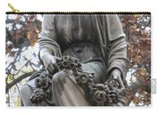 Cemetery Statue 4 Carry-all Pouch