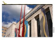 Center For Visual Art Nashville Carry-all Pouch by Susanne Van Hulst
