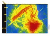 Center Of The Galaxy Radio Image Carry-all Pouch