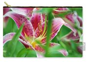 Central Park Lily Carry-all Pouch
