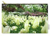 Central Park Tulips Carry-all Pouch