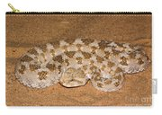 Cerastes Cerastes Horned Viper Carry-all Pouch