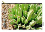 Cereus Peruvianis Cactus Carry-all Pouch