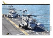 Ch-53e Super Stallion Helicopters Carry-all Pouch