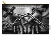 Chains Carry-all Pouch by Fabrizio Troiani